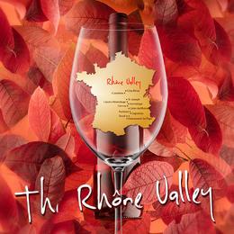 【门票】秋日慢时光,探索罗纳河谷品鉴会【Ticket】Rhône Valley Exploration