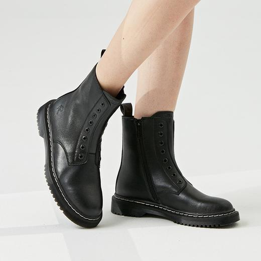 英国 Rockfish 皮质马丁靴!防水防污,细腻触感,第4代超细纤维,3D Active foam™ 高科技鞋垫! 商品图5