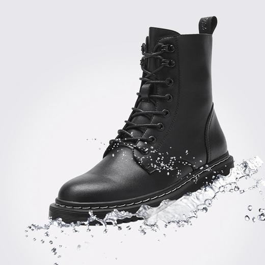 英国 Rockfish 皮质马丁靴!防水防污,细腻触感,第4代超细纤维,3D Active foam™ 高科技鞋垫! 商品图3