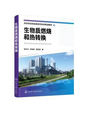 生物质燃烧和热转换 彭好义 高等学校新能源系列本科规划教材 生物质燃料化学与物理特性 生物质燃烧基本理论 可再生能源领域书籍