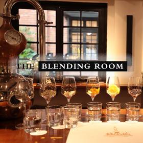 【奇思妙想混合室门票】蒸馏自己风格的杜松子酒【The Blending Room Ticket】Make Your Very Own Gin