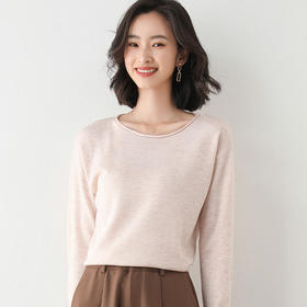 纤束马·秋季针织衫   2种博主抢着穿的时尚款式,显瘦有曲线,性价比高