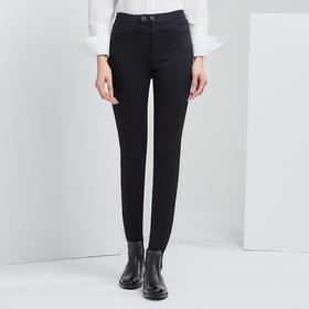 素湃·黑科技弹力小黑裤   保暖不干燥,轻松穿出优美线条
