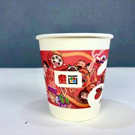 童画纸杯 2000个/箱