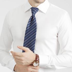 尊轩豪华丝光棉男士法式/英式衬衫商务修身正装  多款可选