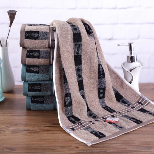 金号毛巾时尚纯棉面巾 商品图0