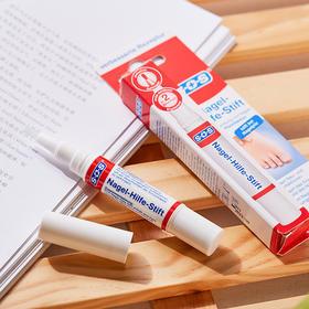 sos灰指甲笔 | 刷走细菌,指甲慢慢变薄、变红润