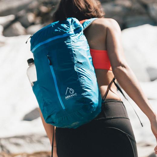 【一款包的价格,到手3款不同的包】美国ARKADIA防水耐磨可拆卸双肩背包 商品图0