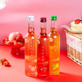 [梦的 配制酒]喝起来好像吃到一颗水果糖 500ml/瓶