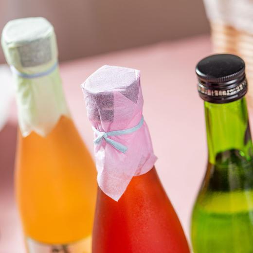 [太田葡萄梅酒]带有葡萄酒香气的酸甜梅酒  300ml/瓶 商品图2