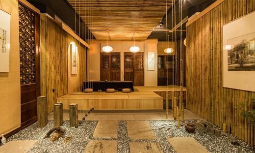 【杭州•余杭】杭州水墨蓉庄艺术主题酒店   2天1夜自由行套餐 商品图6
