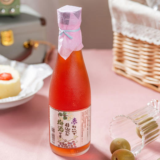[太田葡萄梅酒]带有葡萄酒香气的酸甜梅酒  300ml/瓶 商品图4