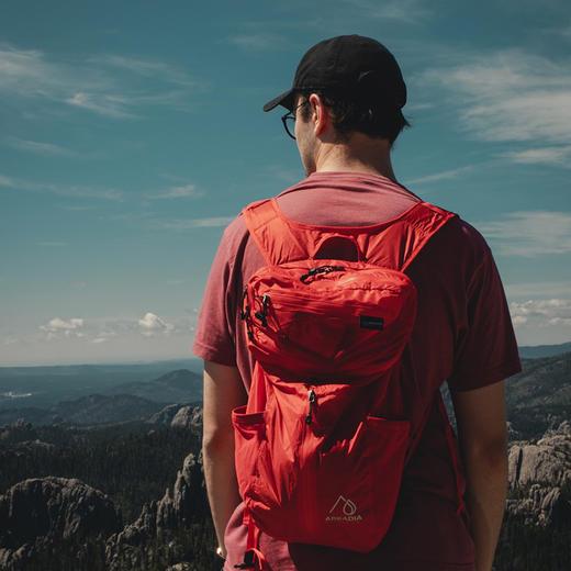 【一款包的价格,到手3款不同的包】美国ARKADIA防水耐磨可拆卸双肩背包 商品图4