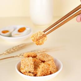 [糯米锅巴]咔嘣脆 口口香 海鲜味/蟹香蛋黄味两种可选 150g/袋 3袋起售