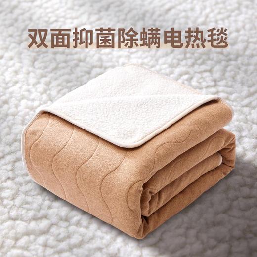 【秋冬必备!会除螨的电热毯】Forest Life电热毯双人双控调温安全辐射家用单人学生双面 商品图5