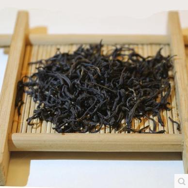 【竹山特产】十星红道之茗功夫红茶高山云雾茶口粮茶250g礼盒 商品图2