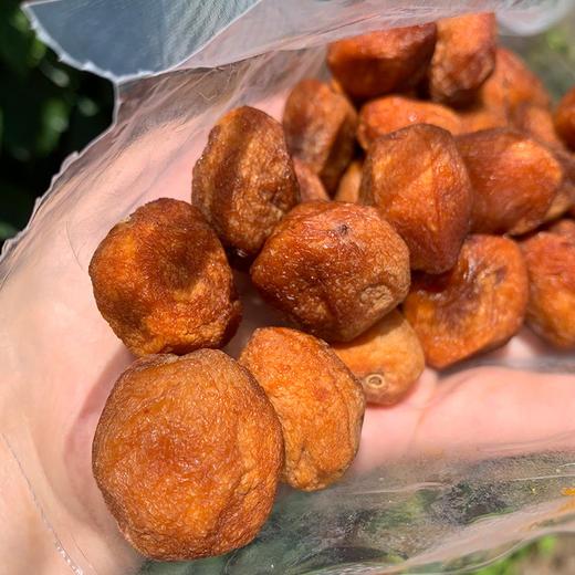[阿克苏吊干杏]甜而不腻 滋味醇厚  500g/包 商品图5