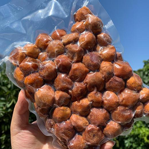[阿克苏吊干杏]甜而不腻 滋味醇厚  500g/包 商品图4