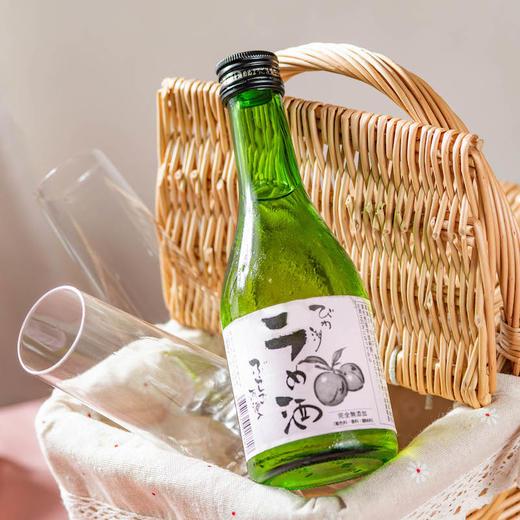 [太田葡萄梅酒]带有葡萄酒香气的酸甜梅酒  300ml/瓶 商品图11