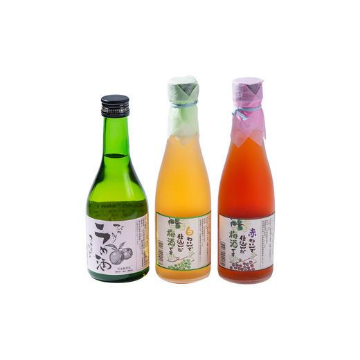 [太田葡萄梅酒]带有葡萄酒香气的酸甜梅酒  300ml/瓶 商品图12