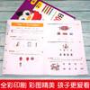 【开心图书】1-2年级上册全彩数学冲刺卷+数学计算小帮手 商品缩略图2