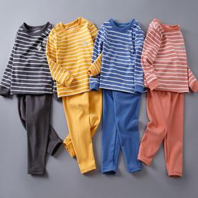 XYG-545534545优质德绒儿童保暖内衣套装TZF