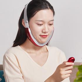 V-four智能瘦脸仪 | 每天30分钟,戴出精致小V脸