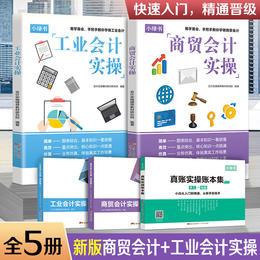 【快手专享】新版商贸会计+工业会计实操