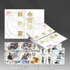 【中国邮政】中国现代科学家邮票纪念册(1-8组) 商品缩略图0