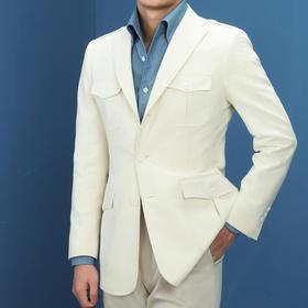 男士全棉绅猎装夹克