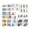 【中国邮政】中国现代科学家邮票纪念册(1-8组) 商品缩略图1