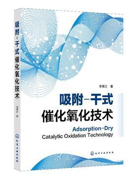 吸附-干式催化氧化技术 李秉正 废水处理技术书籍 吸附模型与催化理论实验及表征方法 催化氧化降解行为及机理 环境工程化学工程
