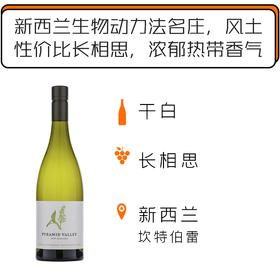 2019年百花谷酒庄坎特伯雷北长相思干白葡萄酒  Pyramid Valley North Canterbury Sauvignon Blanc 2019