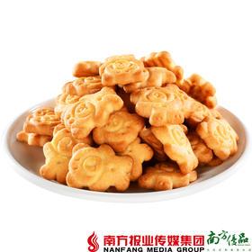 【全国包邮】佬食仁 椰香小熊饼干 400g/箱(72小时内发货)