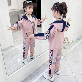 KYM-DM-82178秋季网红大童装洋气运动服TZF