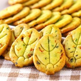 珠穆朗玛九种蔬菜合一小饼干