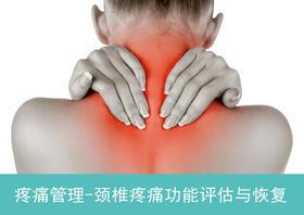 颈椎疼痛功能评估与恢复认证课程  10.16-18  武汉  YXYD