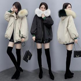 CQ-BX1203新款气质百搭显瘦保暖棉服TZF
