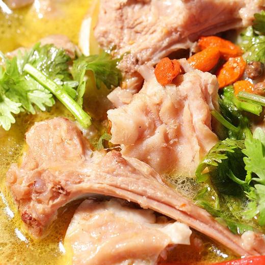 内蒙 内蒙古草原新鲜  羔羊肋排  1.2kg~1.3kg 商品图4