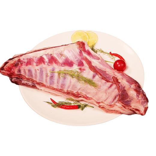内蒙 内蒙古草原新鲜  羔羊肋排  1.2kg~1.3kg 商品图1
