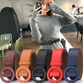 【清仓特价 不退不换】HMPD-p1811015新款女士时尚韩版皮带TZF