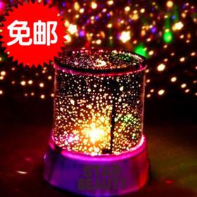 【清仓特价 不退不换】BB2018A新款热卖LED七彩小夜灯TZF