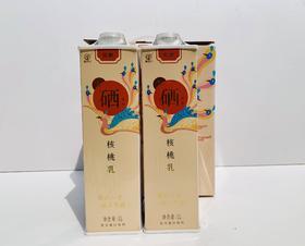 爱巴仁   富硒核桃乳(1升*6盒)