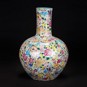 万花瓶天球瓶