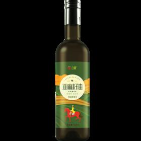 立健亚麻籽油(原香型) 520ml/瓶 1-2瓶|一级压榨 清爽香醇 营养健康【粮油特产】
