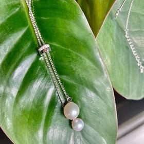 Maison Covet  淡水珍珠项链 可调节
