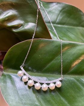 Maison Covet  淡水珍珠项链