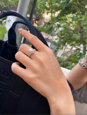 Maison Covet  淡水珍珠戒指