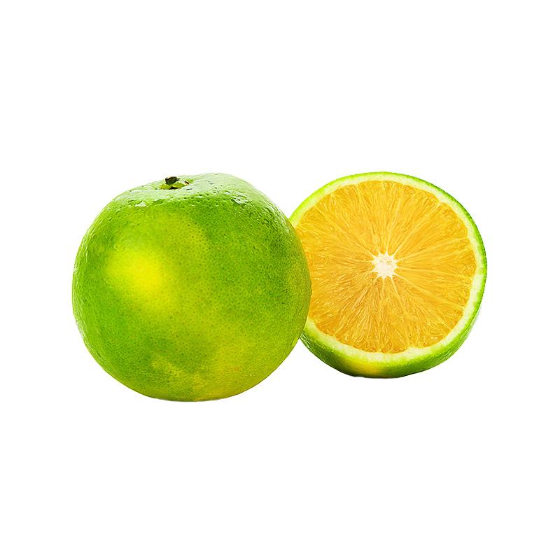 【云南玉溪冰糖橙】云南绿皮冰糖橙  果肉水嫩 橙香浓郁   清甜多汁   现摘现发  多规格可选 商品图4