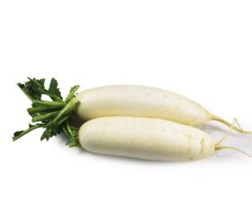 【时令蔬菜】白萝卜900g±20g | 基础商品
